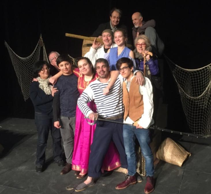 Serata teatrale in Bastia