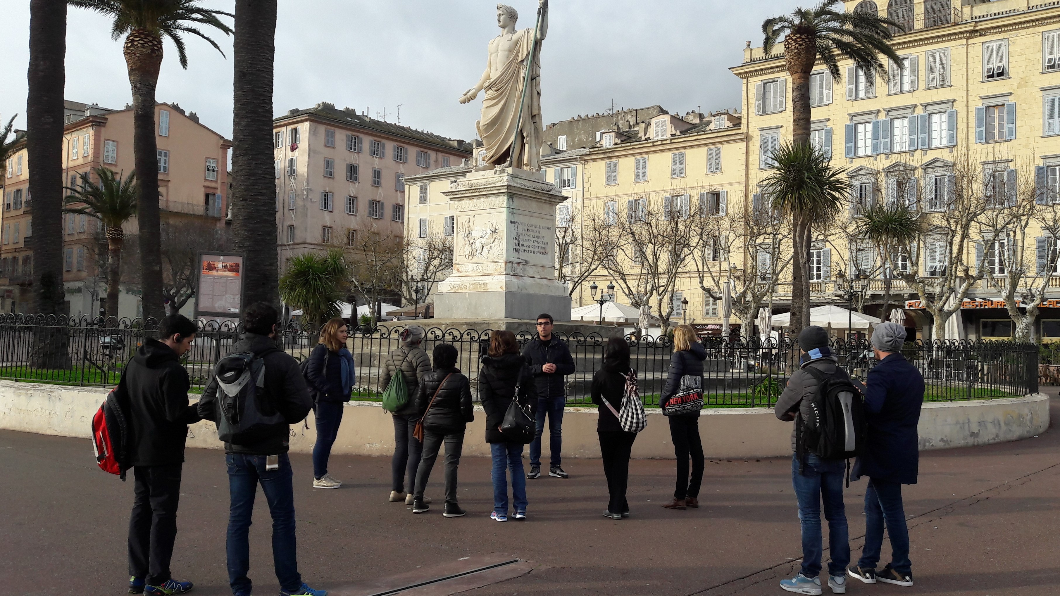 Surtita in Bastia - 26 / 01 / 18