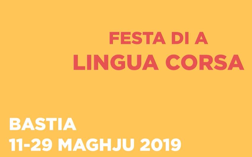 U mese di a lingua 2019 in Bastia, u filmu ...