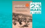 """Cunferenza di presentazione di u libru : """" Corsica, canti di tradizione orale"""""""